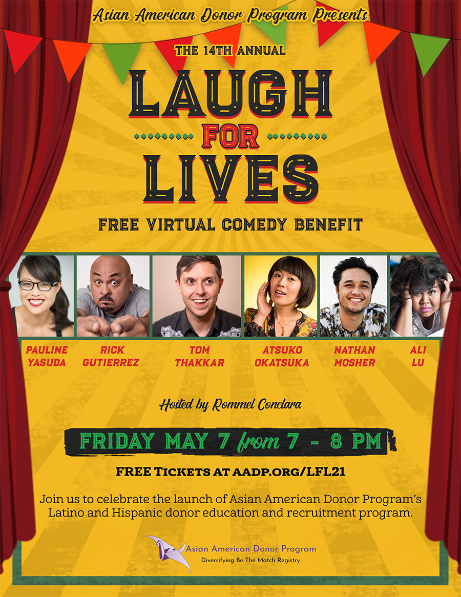 Laugh For Lives 21